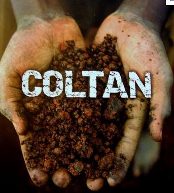 Explotación del Coltán: Una problemática ignorada // Fotografía de enyve.blogspot.com