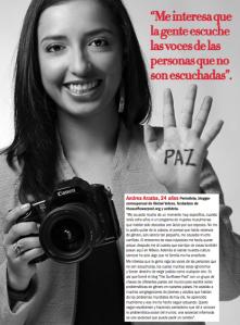 Seventeen Magazine Mexico - 2013 / Entrevista