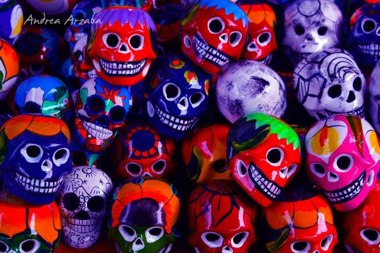 Día de muertos en Mixquic 4 (Andrea Arzaba)