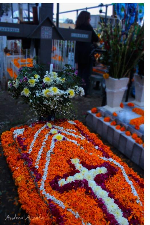 Día de muertos en Mixquic 14 (Andrea Arzaba)