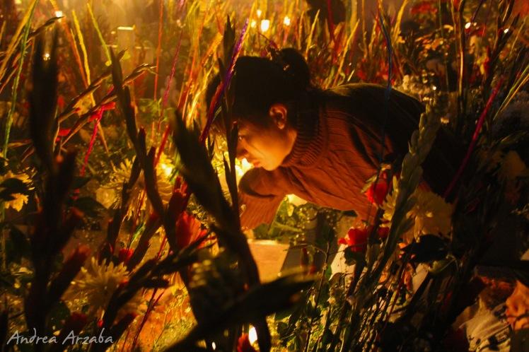 Día de muertos en Mixquic 12 (Andrea Arzaba)