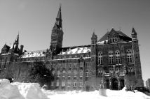 Healy Hall, Georgetown University