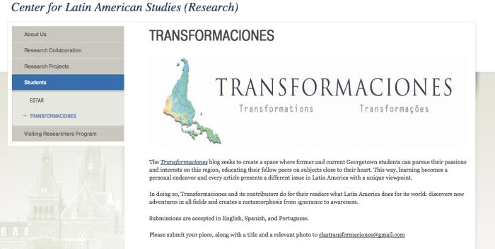 transformaciones web clas