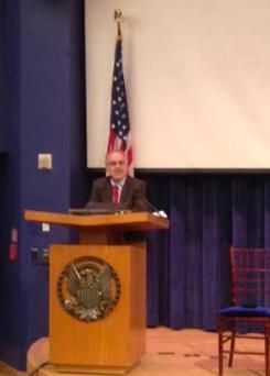 CLAS Director Dr. Marc Chernick